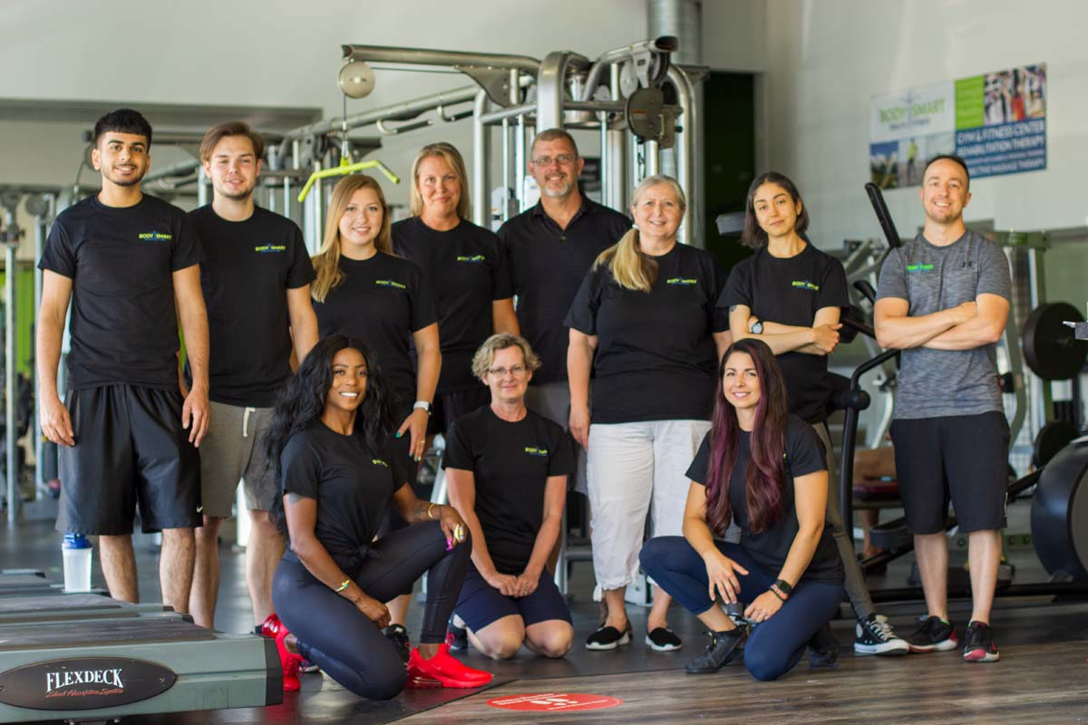 Body Smart Health and Fitness Team Surrey BC